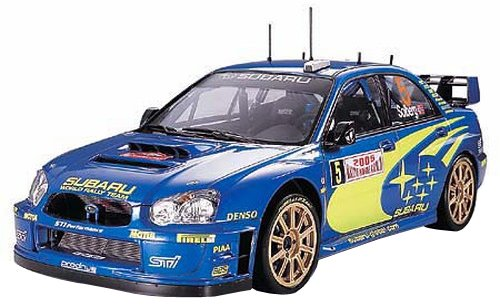 #24281 Tamiya Subaru Impreza WRC Monte Carlo 05 1/24 Scale Plastic Model Kit,Needs Assembly (japan import)