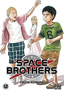 Space Brothers Edition simple Tome 12