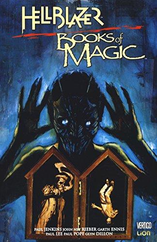 Book of magic. Hellblazer special