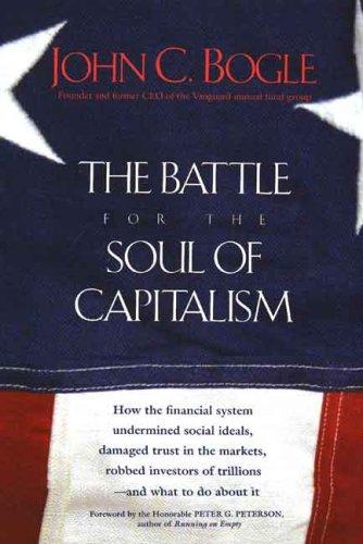 The Battle for the Soul of Capitalism por John C. Bogle