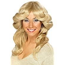Smiffys 70's Flick Wig