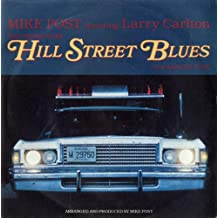 the theme from hill street blues 45 rpm single