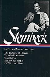 [Novels and Stories, 1932-1937: The Pastures of Heaven / to a God Unknown / Tortilla Flat / in Dubious Battle / of Mice and Men] (By: John Steinbeck) [published: December, 1994]