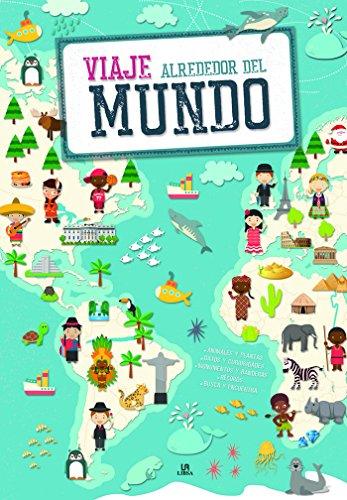 Viaje Alrededor del Mundo (Libro Gigante)