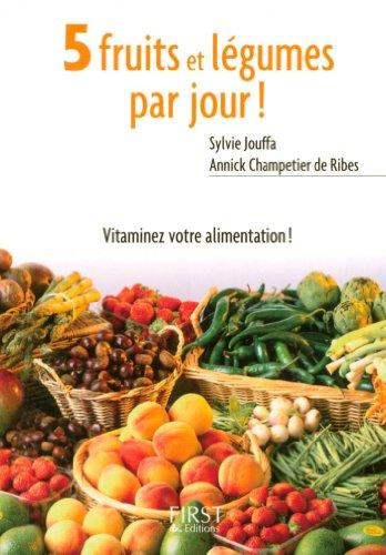 Lire en ligne Petit livre de - 5 fruits et légumes par jour ! pdf ebook