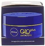 Nivea Q10 Plus Antirughe Crema Notte Viso, 50 ml