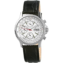 Stolzenberg Men's Automatic Watch ST2200290008 with Leather Strap