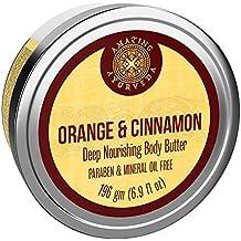 Amazing Ayurveda arancione e Cinnamondeep burro corpo–195,6gram