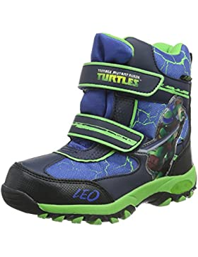 Turtles Jungen Boys Kids Snowboot Booties Schneestiefel