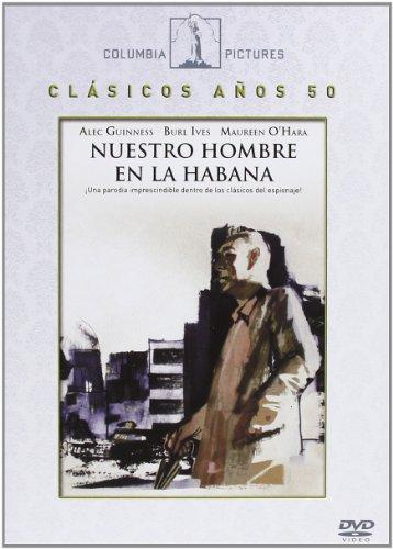 Preisvergleich Produktbild Clásicos Años 50: Nuestro Hombre En La Habana [1959] (Import Movie) (European Format - Zone 2)