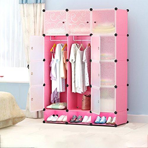 einfache montage garderobe schrank - plastik - harz schleifen kombination lagerung schränke garderobe spinde kinder