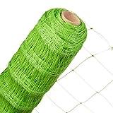 HaGa Ranknetz 1,7m x 20m Masche 140mm Rankhilfe Kletterpflanzen Gartennetz Netz