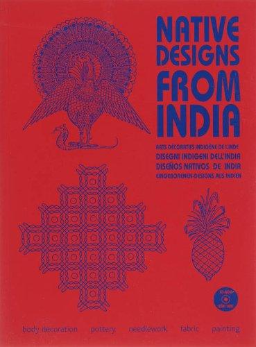 Native designs from india por M. Hesselt van Dinter