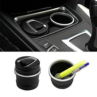 AbleGrow Auto-Aschenbecher und Aufbewahrungsbecher mit LED