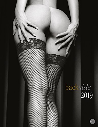 Backside Posterkalender - Kalender 2019 - Heye-Verlag - Wandkalender 34 cm x 44 cm