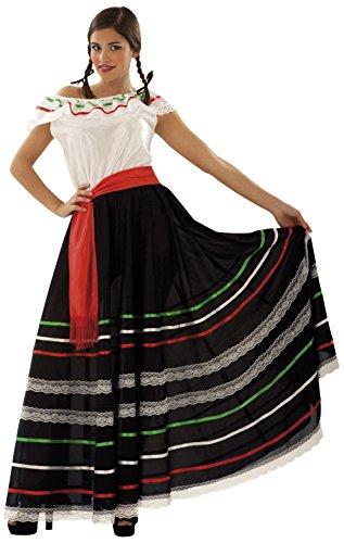 Imagen de my other me  disfraz de mejicana para mujer, xl viving costumes 203694