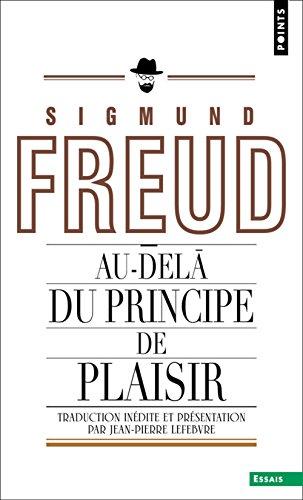 Au-del Du Principe de Plaisir (In'dit) par Sigmund Freud