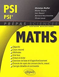 Maths PSI-PSI*