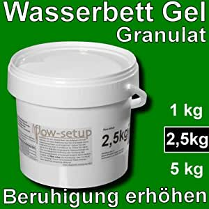 wasserbett gel granulat vergelung von wasserkernen in wasserbetten gelbetten freeflow betten. Black Bedroom Furniture Sets. Home Design Ideas