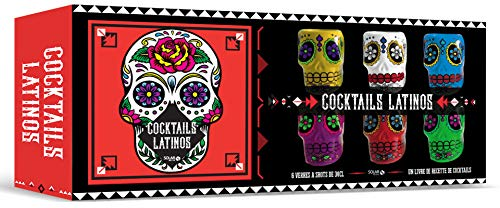 Coffret cocktails latinos par Edda ONORATO