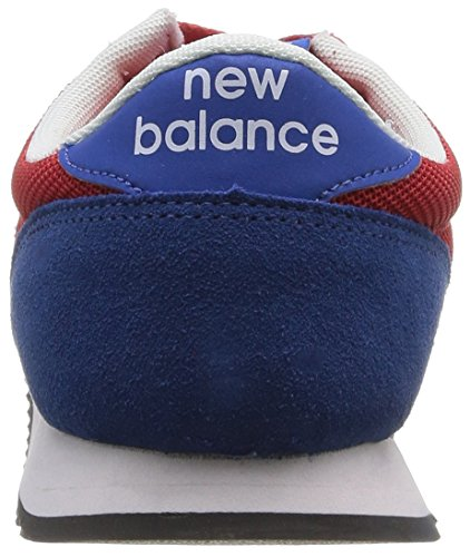 New Balance - U420 D, Sneaker Unisex – Adulto Rosso (Red/Blue)