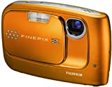 Fujifilm FinePix Z30 Digitalkamera (10 Megapixel, 3fach opt. Zoom, 2.7'' Display) orange