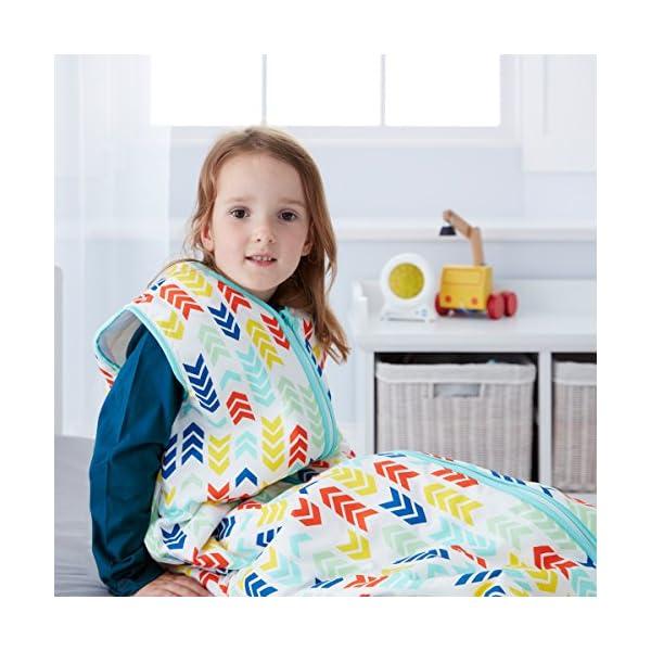 Grobag Action Stacks Saco de dormir para niño Tog 1.0,6-10años