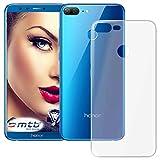 mtb more energy® Coque ultra-mince pour Huawei Honor 9 Lite (5.65'') | transparent | souple | TPU Gel Housse poche étui de protection