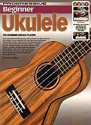 Progressive Beginner Ukulele - Ukulele - BOOK+CD+DVD