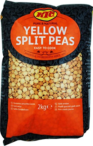 KTC Yellow Split Peas (Brick Pack) 2 Kg