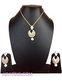 Hunar Arts & Handicrafts Designer Necklace Set