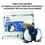 3M-FFA1P2-4251C-Respiratore-per-Gas-e-Vapori-a-Semimaschera-Bianco