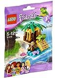 Lego 41019 Friends Schildkröten Hütte