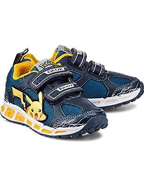 Zapatillas para niño, Color Azul, Marca GEOX, Modelo Zapatillas para Niño GEOX J Shuttle Boy Azul