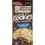 michel et augustin Biscuits sucrés coeur fondant au chocolat au lait et noisettes - ( Prix Unitaire ) - Envoi...
