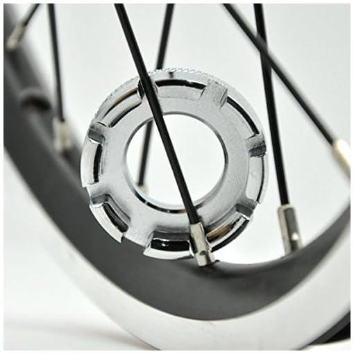 Sungpunet Bicycle Wheel Spoke chiave universale