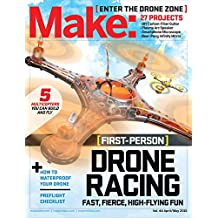 Make: Fun with Drones! (Make: Technology on Your Time)