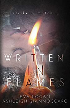Written In Flames by [Giannoccaro, Ashleigh, Logan, Eva]