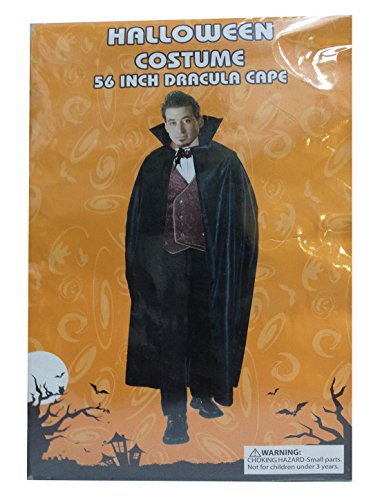 Neue 142.24 cm lang, schwarz, 56 cm, Dracula -