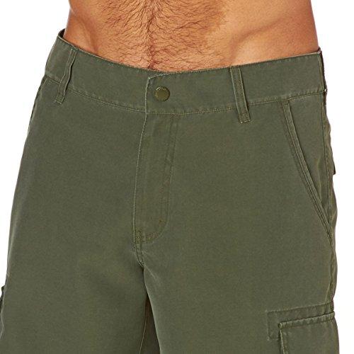 Rip Curl Joker Cargo 20 Boardwalk, Pantaloncino Uomo Foglia di vite