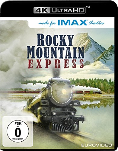Rocky Mountain Express - 4k Ultra HD Blu-ray