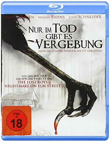Bild von Nur im Tod gibt es Vergebung [Blu-ray]