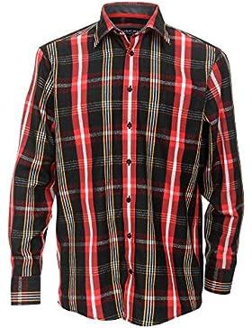 CASAMODA Herren Businesshemd 431858000 Regular Fit bügelleicht