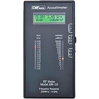 Emfields Solutions Acoustimeter detector de radiación de microondas - Medidas amplias filas de HF (200 MHz a alrededor de 8 GHz)