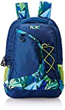 Wildcraft Wiki Daypack Polyester 38 liters Blue Laptop Bag (8903338049128)
