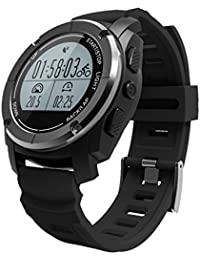 3b8c39fe0 Prettygood7 Smart Watch S928 - Reloj deportivo profesional con Bluetooth y  GPS