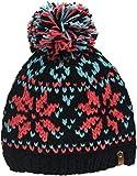 Roxy Damen Hat Hat Djuni Beanie J Hat, schwarz, One size