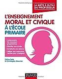 L'enseignement moral et civique à l'école primaire