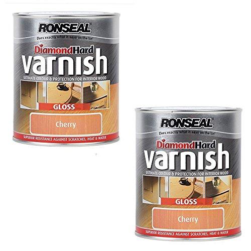 2-x-ronseal-diamond-hard-interior-varnish-gloss-paint-750ml-cherry