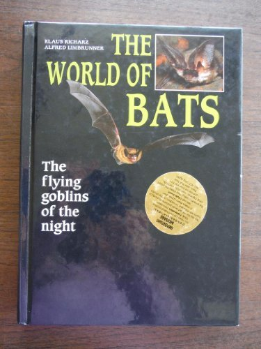 World of Bats by Klaus Richarz (1993-09-02)